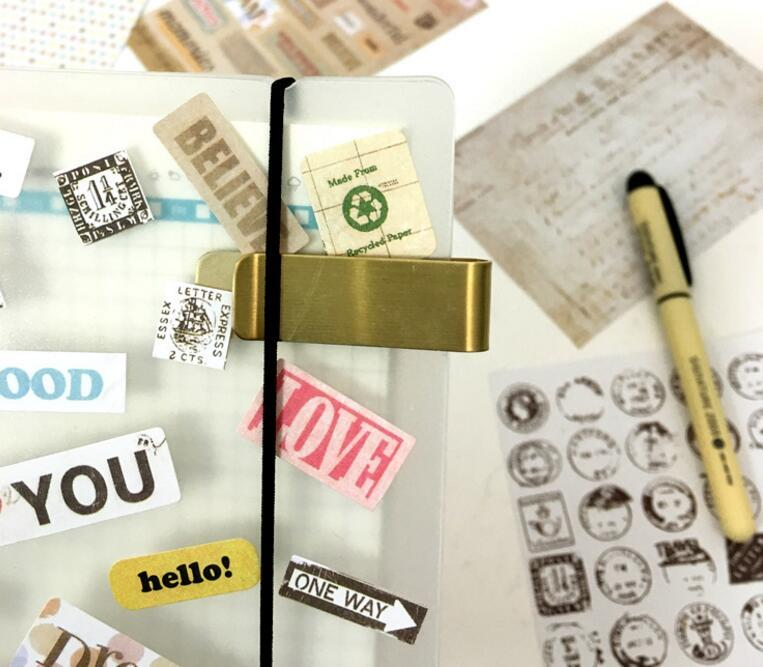 Нержавеющая сталь деньги клип кошелек Творческий карманный бумажник Slim карт держатель денег Mens Рождественский подарок