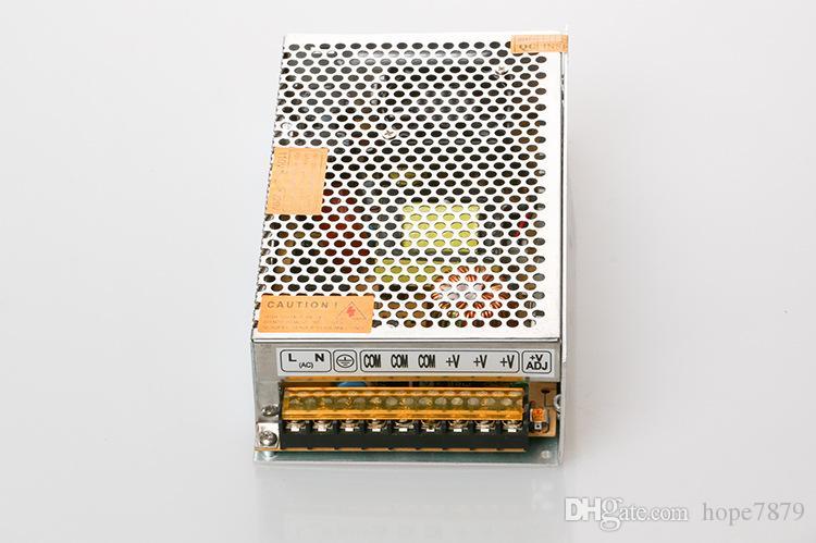 Salida DC 5V 12V 24V 200W Transformadores led fuente de alimentación Controlador de iluminación interior Accesorios entrada CA 110V 220V