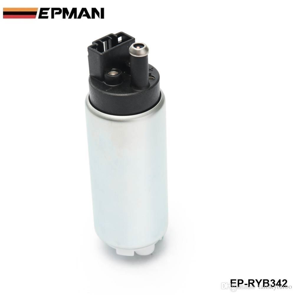 EPMAN - 직접 판매용 gss342 255lph 연료 펌프 용 범용 고성능 EP-RYB342