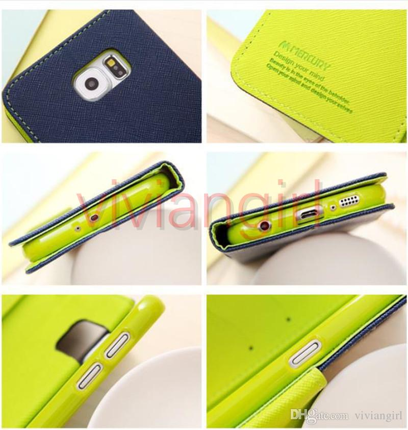 Wallet TPU case For Samsung s4/5/6/7/8 s8plus s7edge s6edge s6edge plus Cover Pouch with Credit Card Slot Holder Stand Samsung case