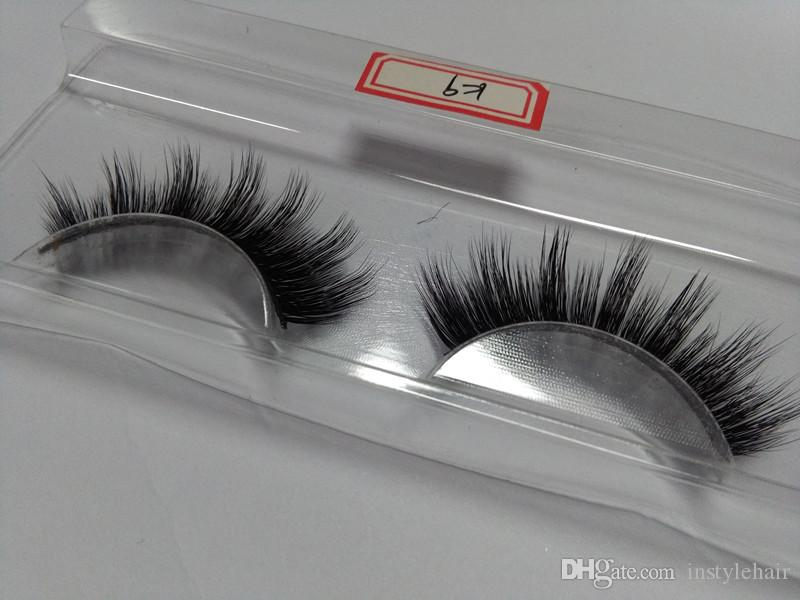 6cf9dc85b2b New Fake Lashes Make Up 3D False Eyelashes Hot SALE Faux Eyelashes Thick Fake  Lashes Long Fake Lashes 10 Pairs 3D Eyelashes Faux Eyelashes Online with ...