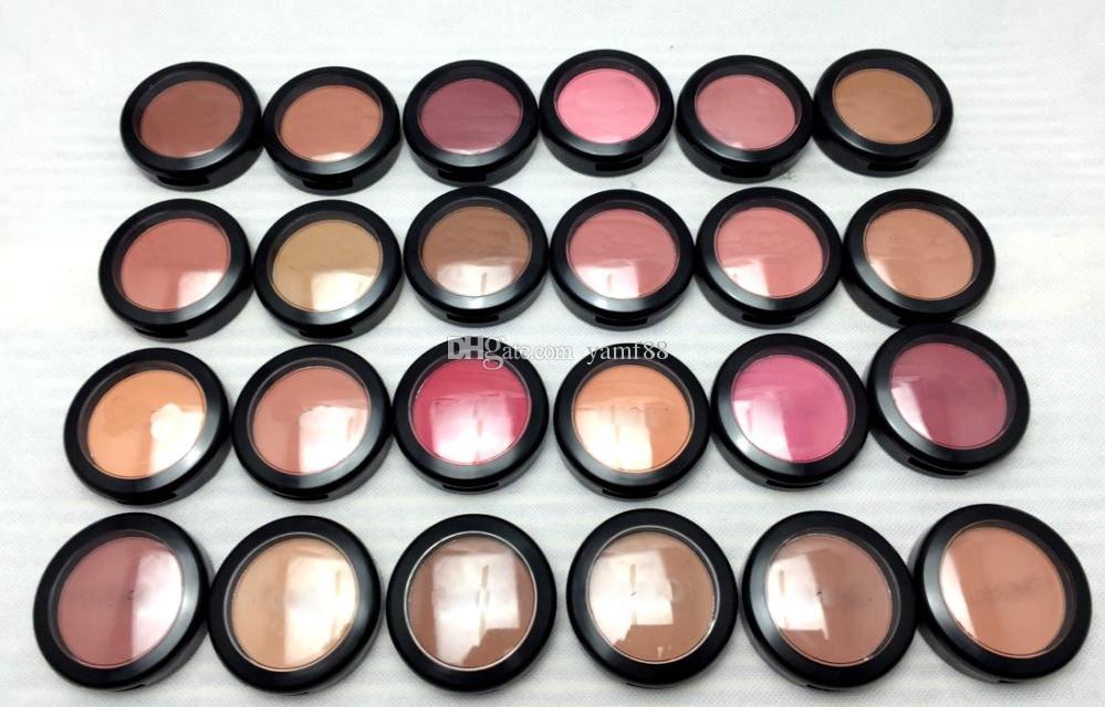 Factory Direct - Бесплатная доставка! Новый макияж румяна для лица 6 г Sheertone Blush! 24 различных цвета выбрать