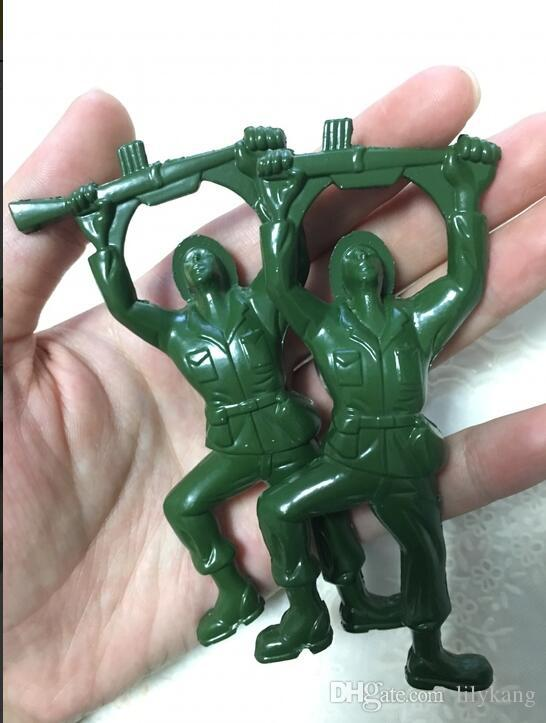 Green Army Man Bottle Opener Fun Unique Gifts for Men portable Cool Beer Gifts Bar Tool Men Creative Beer Opener