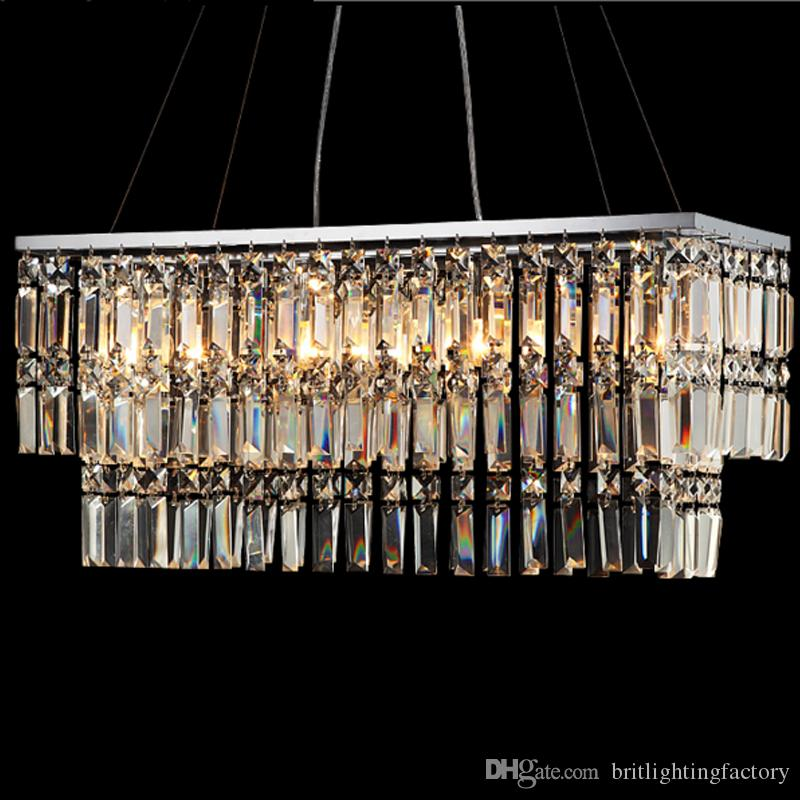 Fluorescent pendant lamp crystal pendant lighting aechitectural fluorescent pendant lamp crystal pendant lighting aechitectural suspension lights modern linear multi pendant lighting led crystal lamps hanging pendant aloadofball Images