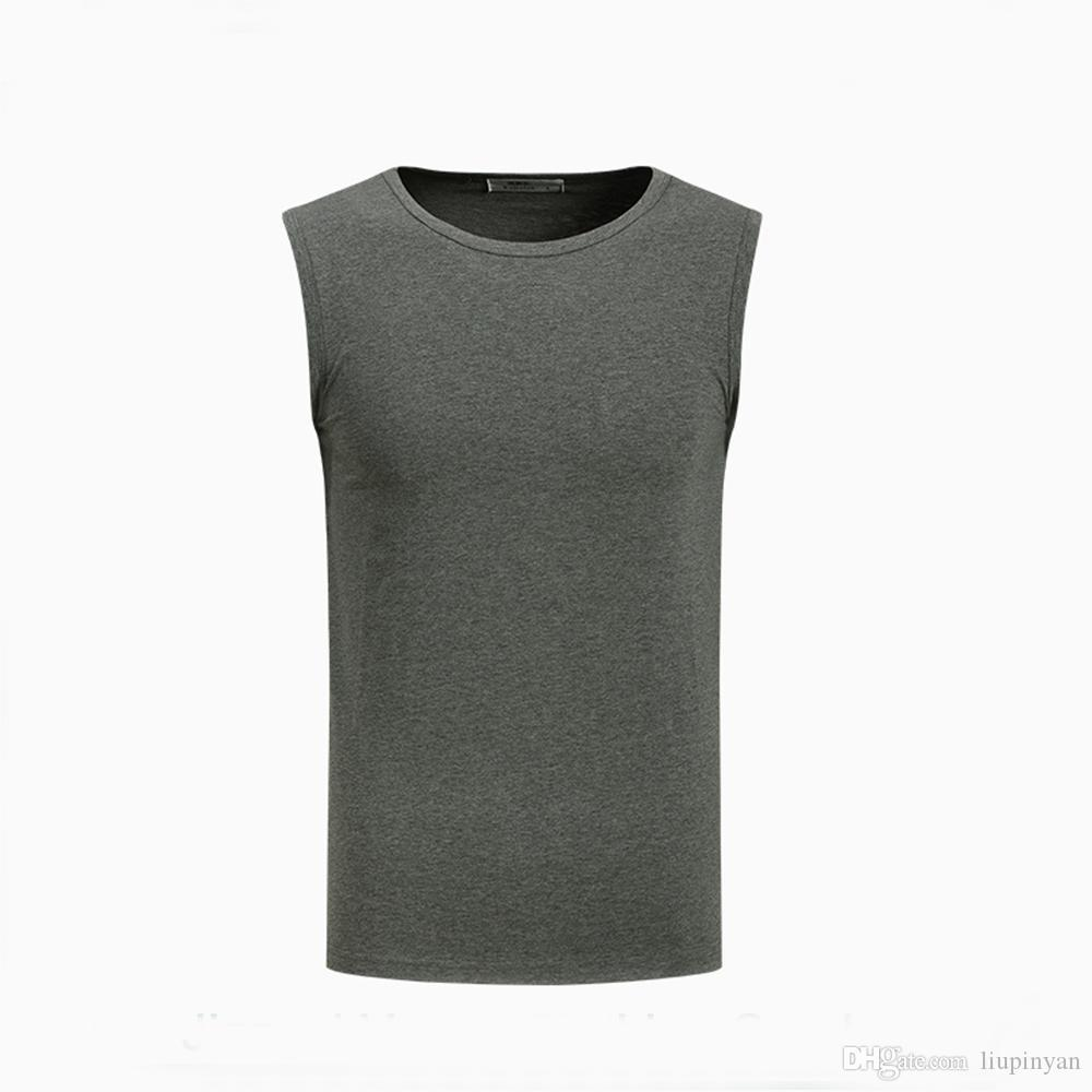 Custom Mens Sleeveless T Shirts Cheap Price Online Shopping Crazy T