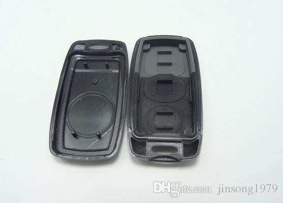 KL93 Blank Flip Folding Remote Key Shell Case For Mazda 3/6 2 Buttons old type High Quality