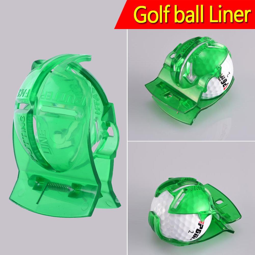 2018 Wholesale Practical Golf Ball Line Liner Marker Template