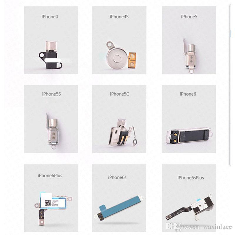 Remplacement du moteur Partie Vibrating Vibration Module pour Apple iPhone 4G 4S 5G / 5S / 5C 6G 6G plus 6S 6S plus Vibrator Motor