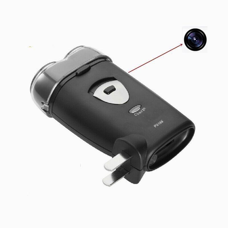 Hd 8gb Shaver Pinhole Camera Hd Spy Electric Razor Hidden