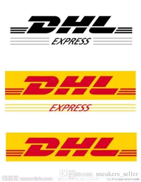 2018 extra payment for fast ship with dhl from sneakers seller