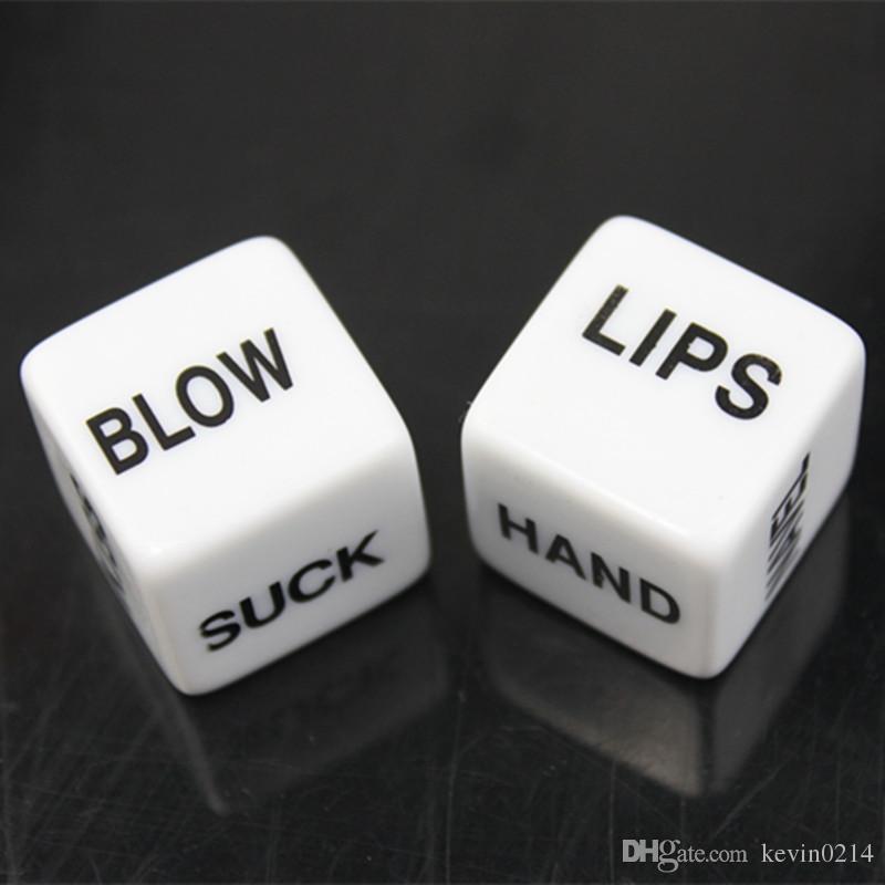 Экзотическая новинка Секс-кости Эротические кости 18 * 18 см Секс-кубики Love Sexy Забавные игрушки для флирта для пар Продукты секса для взрослых Игры