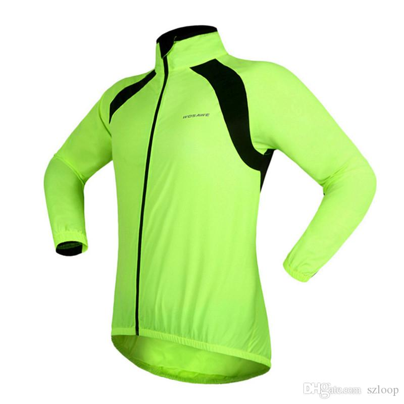 533c61db5 WOSAWE Bike Bicycle Cycling Waterproof Rain Coat Windcoat Green Cycling  Jersey Jacket 2017 Hot Sale 2510031 Cycling Waterproof Rain Coat Cycling  Windcoat ...