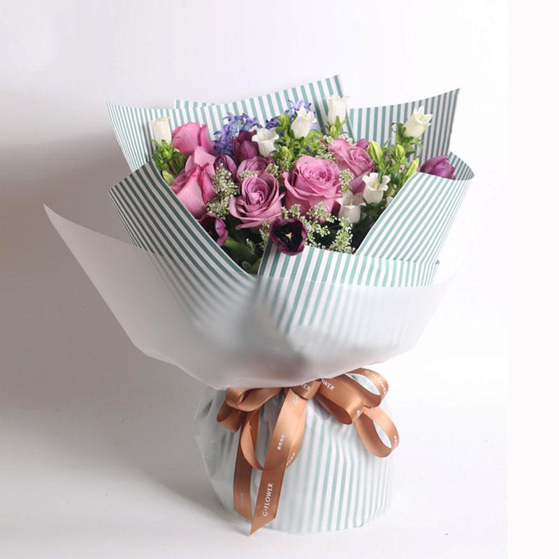 How to wrap flower bouquet in paper selol ink how to wrap flower bouquet in paper mightylinksfo