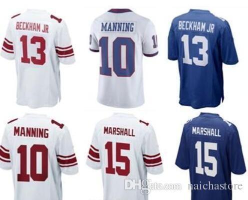 c94f3893a ... Manning 76 Ereck 2017 2017 Men Football Jerseys Giants Jerseys 13 Odell  Beckham Jr 15 Brandon Marshall 10 Eli ...