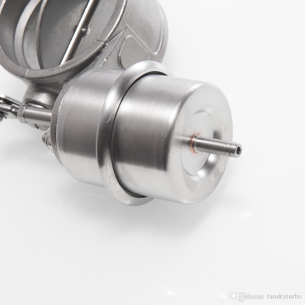 Tansky NEW فراغ المنشط العادم انقطاع / تفريغ الضغط 60MM المفتوحة نمط: حوالي 1 BAR مجموعة TK-CUT60-OP