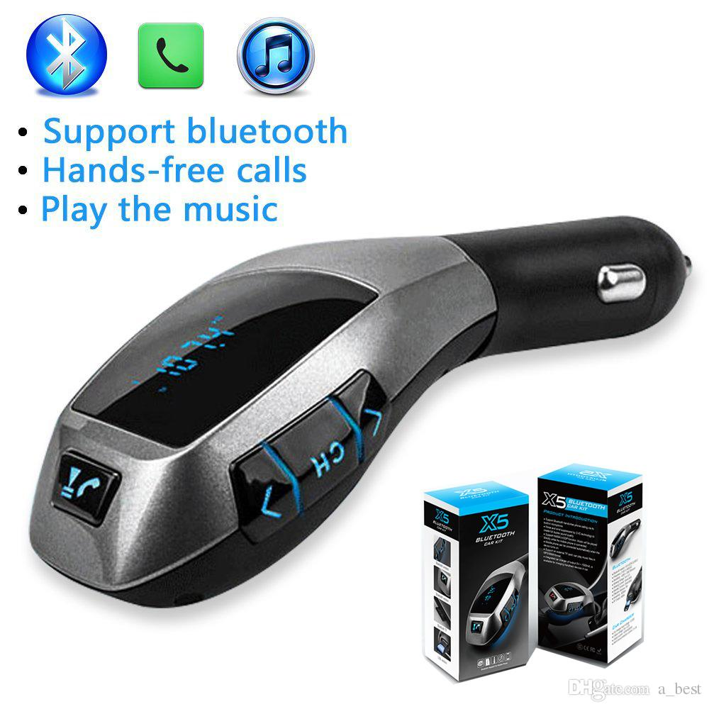 Wireless Car Fm Transmitter Wire Data Schema Webdiagrampng Bluetooth Kit Radio Adapter With Usb Rh Dhgate Com