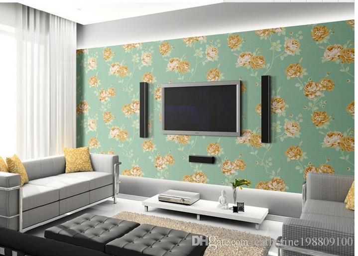 Home Decor Living Room Natural Art Light Blue Modern Fashion