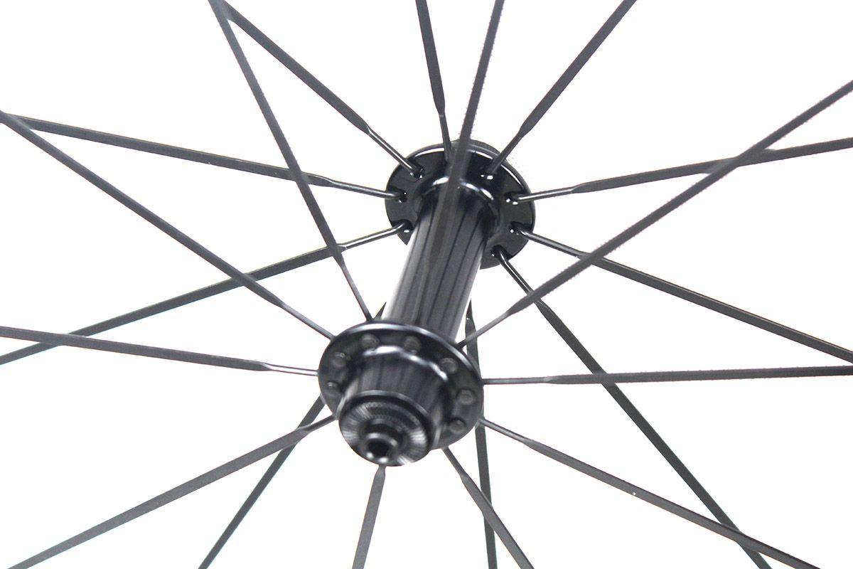Ffwd سريع إلى الأمام F6R عجلات الدراجة الكربون 60 ملليمتر جميع الشارات البيضاء الفاصلة أنبوبي الطريق دراجة العجلات 700c عرض 25 ملليمتر powerway r13 المحور