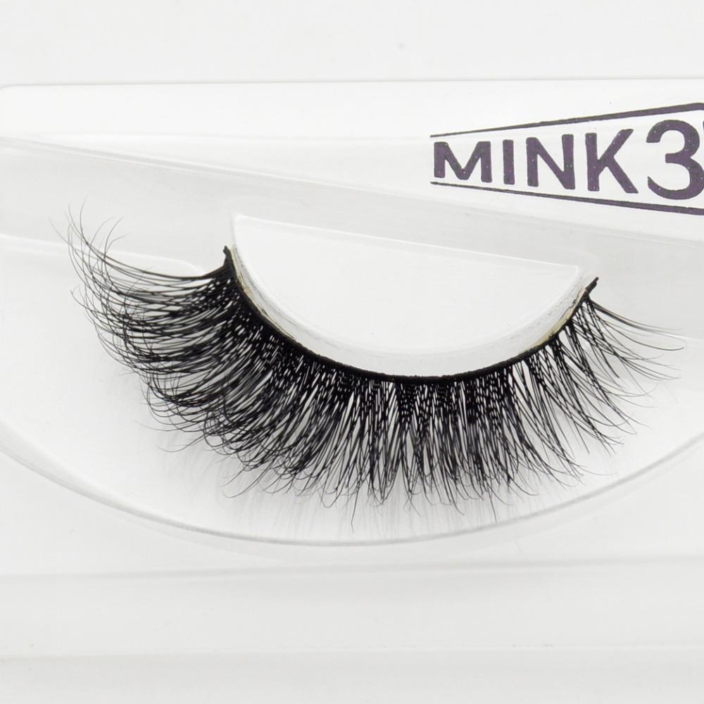 18a2da02bf9 Wholesale Visofree 3D Mink Eyelashes Upper Lashes 100% Real Mink Strip  Eyelashes Handmade Crossing Mink Eye Lashes Extension A19 Eyelash Growth  Eyelash ...