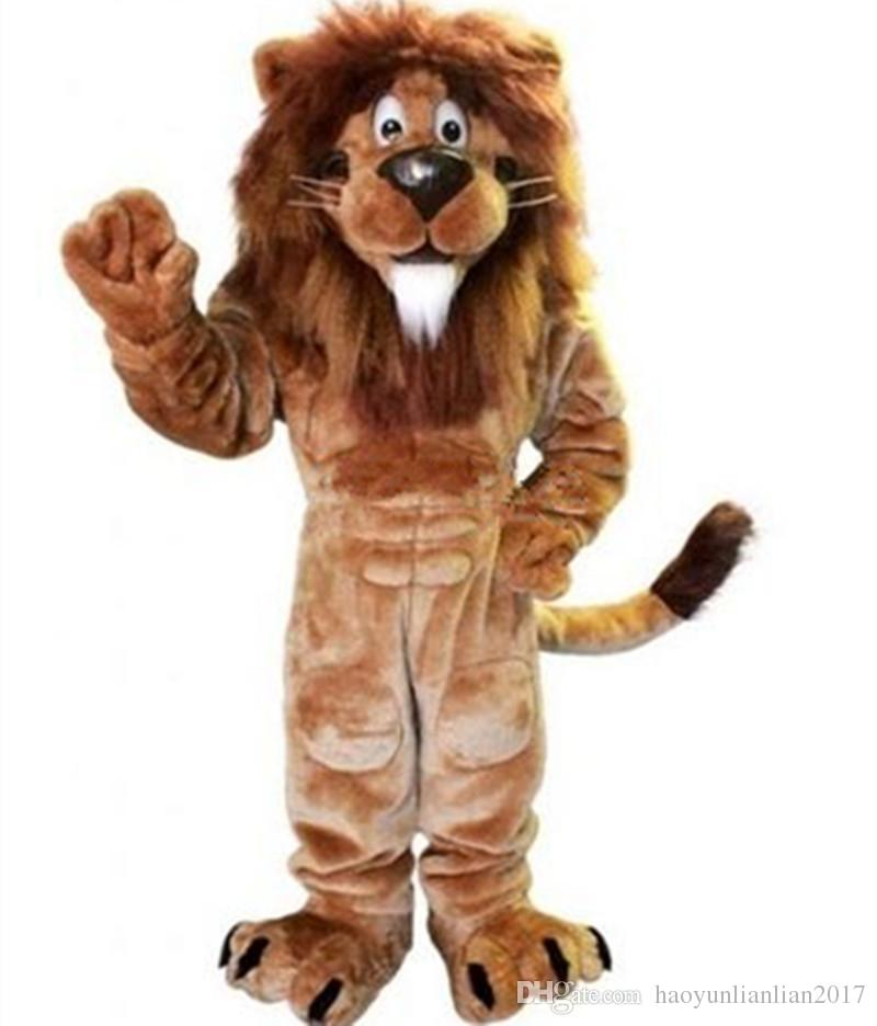 2017 New Hot Sale Lion Mascot Costume Adult Size Brave Lion Cartoon Costume Party Fancy Dress Factory Direct Sale Lion Mascot Suit Mascot Sale From ...  sc 1 st  DHgate.com & 2017 New Hot Sale Lion Mascot Costume Adult Size Brave Lion Cartoon ...