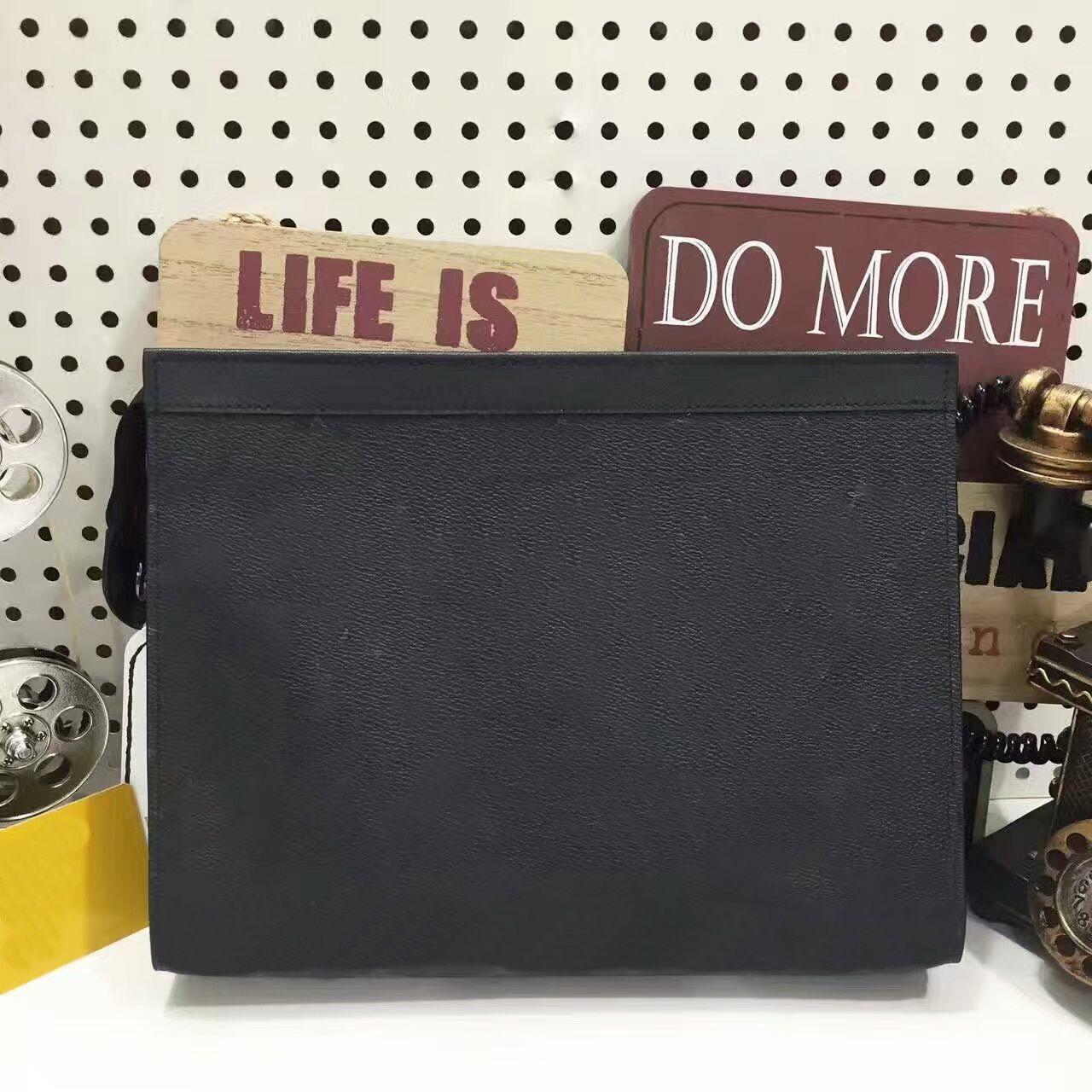 POCHETTE VOYAGE MM Mens Eclipse Canvas POUCH Bag Designer Satchel Handbag  Small Zip Wallet LEATHER PURSE CLUTCH M61692 CX 151 Bags Buxton Wallet Kids  Wallet ... 8c432da924811