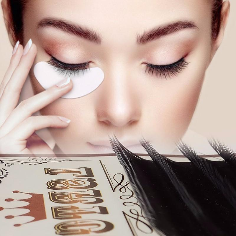 Three Thick False Lashes Wholesale Makeup Halloween Eyelashes Hand