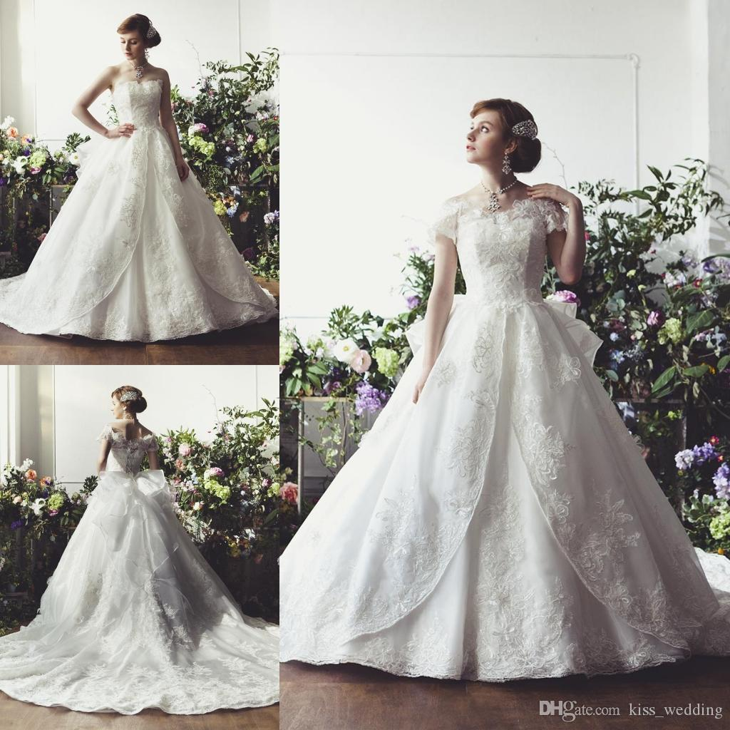 Vintage Medieval Wedding Dresses With Removable Lace Jacket Corset Bridal Gowns Court Train Appliques Sweetheart Gown Dress For: Cheap Meval Wedding Dresses At Websimilar.org