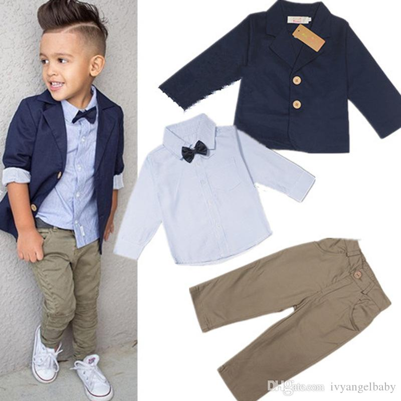 8769b229cebc Children s Clothes Europe And American Style Gentleman Suit Toddler ...