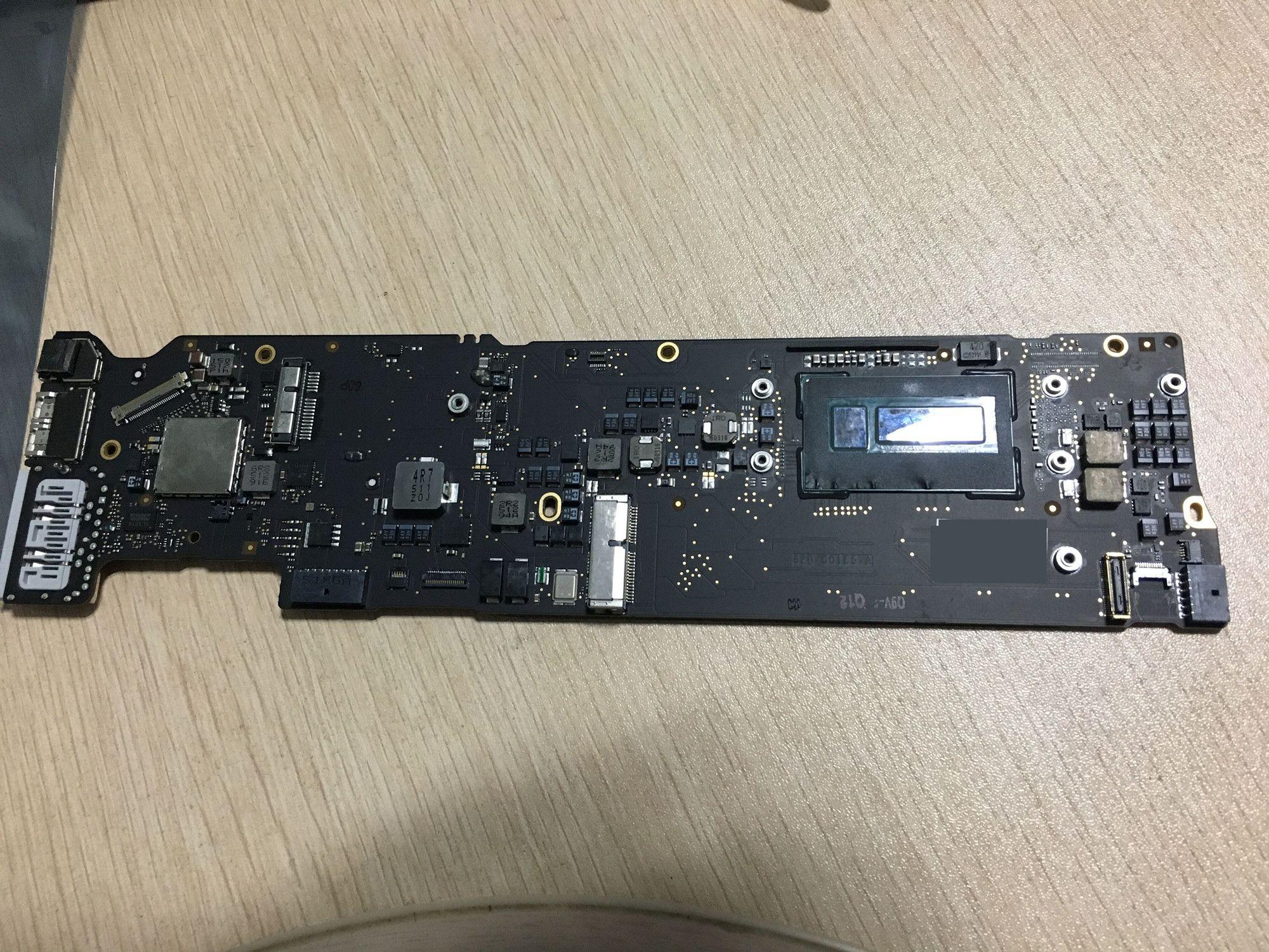 for MacBook Air 13 3 A1466 Logic board for 820-00165-A 661-02394 Early 2015  Logic Board 1 6 GHz Core i5 8GB RAM