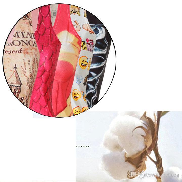 Zombie head T shirt Street ventilate short sleeve Fashion tees Cool printing clothing Unisex cotton Tshirt