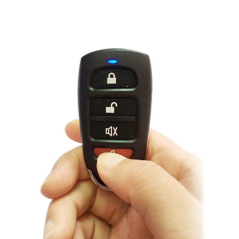 Dc 12v 4 Channel 433mhz Rf Wireless Car Garage Door Remote