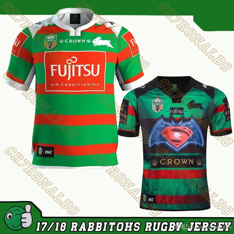 2020 2018 South Sydney Rabbitohs Nrl 2017 Home Rugby Jerseys 2017 Special Limited Edition 17 18 Rugby Shirt From Cr7ronaldo 19 3 Dhgate Com