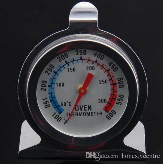 New arrival Kitchen Oven Dial pointer Thermometer Food Meat Temperature Measurements Standing Baking Cooking Tool 50-300C