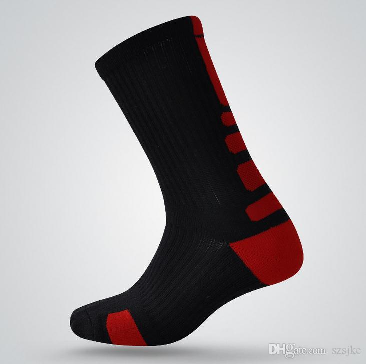 Short tube football socks professional basketball men sports socks Unisex Professional Running Quick Dry Absorb Sweat Socks