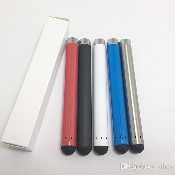 280 mah CE3 tomurcuk dokunmatik pil 510 iş parçacığı için otomatik düğmesiz o kalem piller CE3 92A3 TH205 kalın yağ kartuşu DHL Ücretsiz Kargo