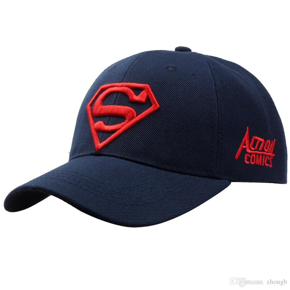 f4030335eeb Baseball Cap NY Embroidery Letter Sun Hats Adjustable Snapback Hip Hop  Dance Hat Summer Outdoor Men Women Visor Fashionable Golf Hat Mesh Hats  Superman Cap ...