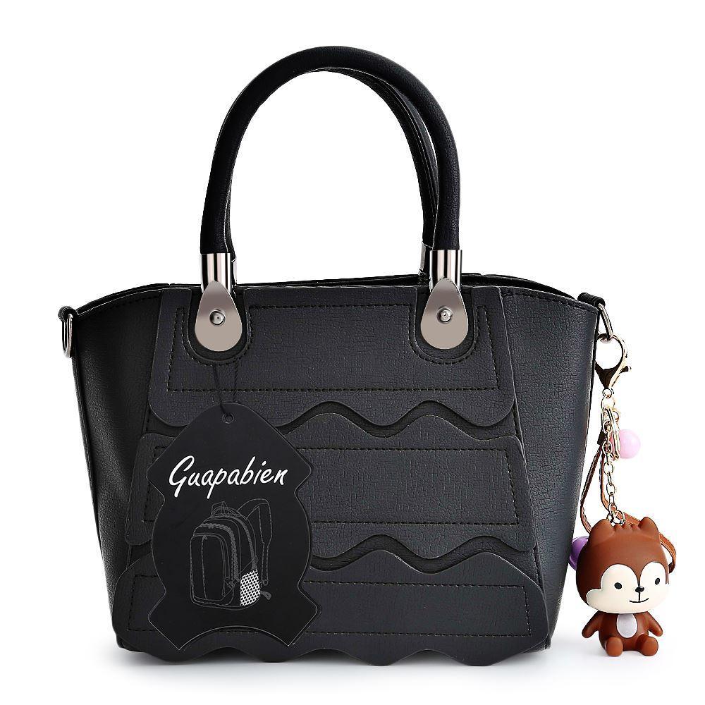 6e3ce9c21003 2017 Women Tote Bag Fashion Curved Leather Handbag Women Shoulder Bag PU  Pipe Handles Cross Body Bags Designer Handbags School Bags From Zhang66666