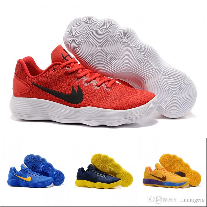 2018 React Hyperdunk 2017 Low Hd Basketball Shoes 897637 001 100 Men Black  Red Cheap Lightweight Athletics Discount Sneakers Size 40 46 From Managers,  ...