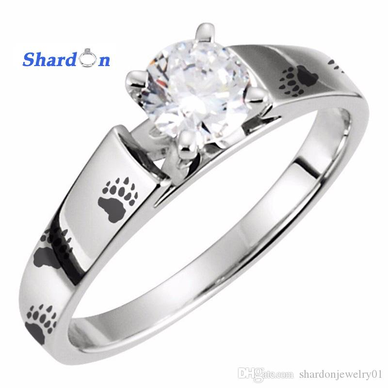 ocean best diamond white gold animal images dolphin pinterest jewelry on ring promise wedding engagement new real sonjarevis rings