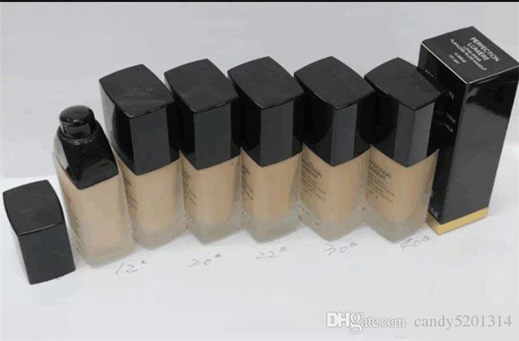 뜨거운 브랜드 액체 완벽 Lumiere 재단 spf10 concealer 긴 마모 30ml A08