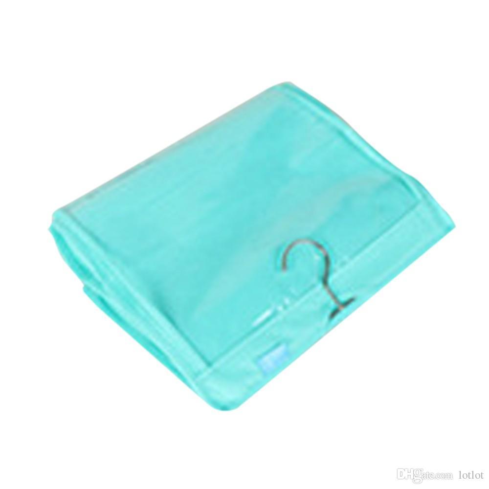 Üç katmanlı çanta Çok Katmanlı Çanta Asılı Raf Çanta Depolama Dolap Ekran Bez Raf Anti Toz