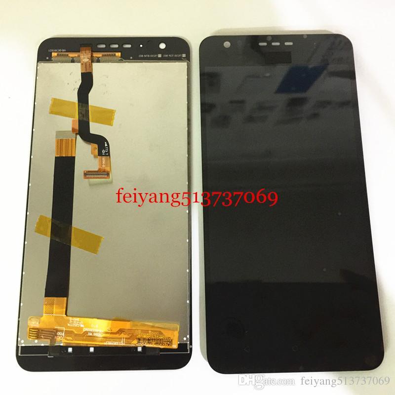bianco nero HTC Desire 825 Display LCD 10 stile di vita con Touch Screen Assembly Digitizer Parti di ricambio