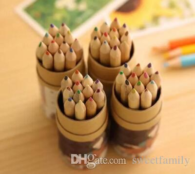 Secret Garden Coloring Pencils Enchanted Forest Painting Pens Colored Pencils Creative Writing Tools Colouring Pencils
