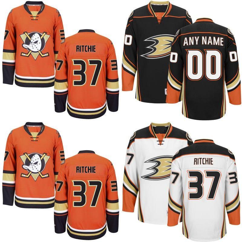 Youth Anaheim Ducks Jersey 17 Ryan Kesler 21 Chris Wagner 30 Ryan ... 6fbea3faa