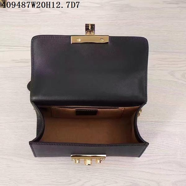 Women leather shoulder bags equisite 20cm wide outdoor cacual bags luxury metal hardware genuine cow leather big volume