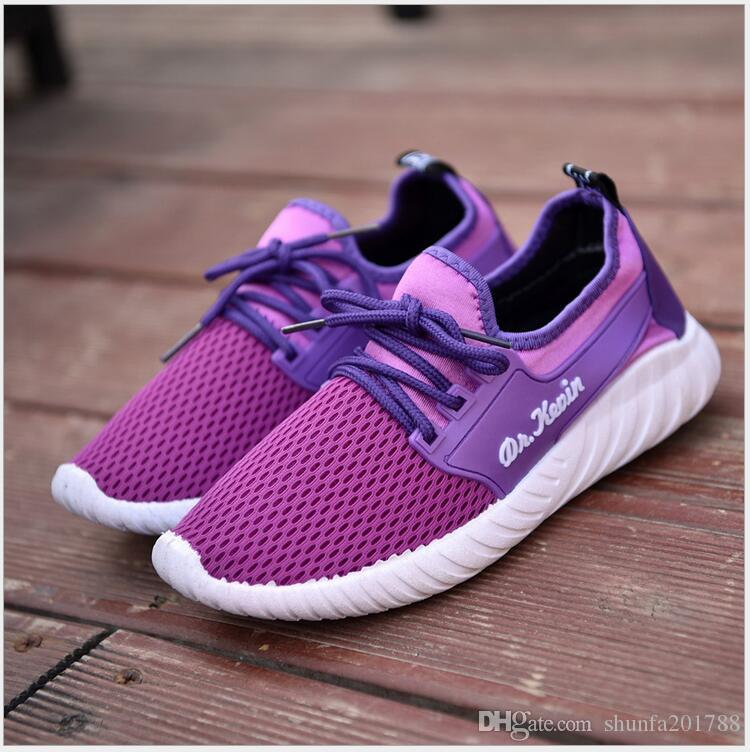Women's Sneakers Casual Sports breathable Athletic shoes Flying shoes new