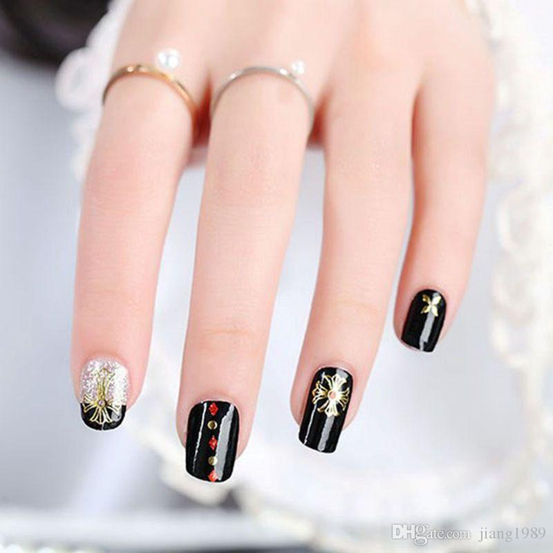 Hot New Stickers Decals Stickers Waterproof Green Jewelry Nails ...