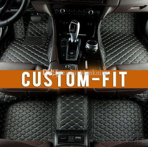 Custom Fit Car Floor Mats For Renault Scenic Fluence Koleos Laguna