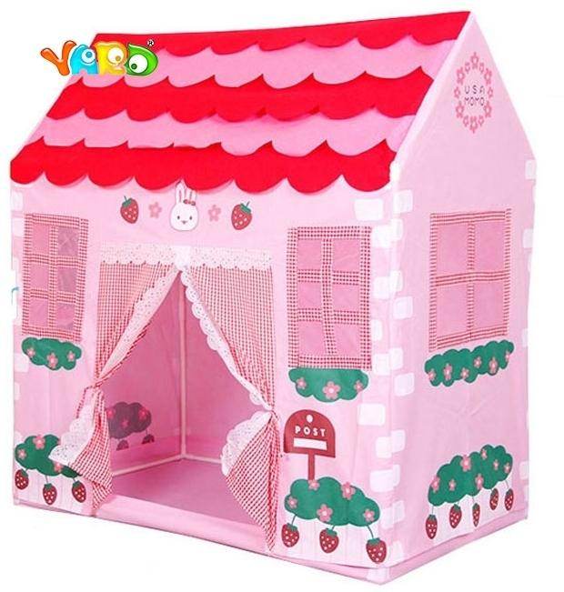 Blue Pink Toy Tent Kids Playhouse Outdoor Indoor Tents Ball Pit Birthday Gift For Girls Boys Little Girls Tents Kids Play House Tent From Winhoopy ...  sc 1 st  DHgate.com & Blue Pink Toy Tent Kids Playhouse Outdoor Indoor Tents Ball Pit ...