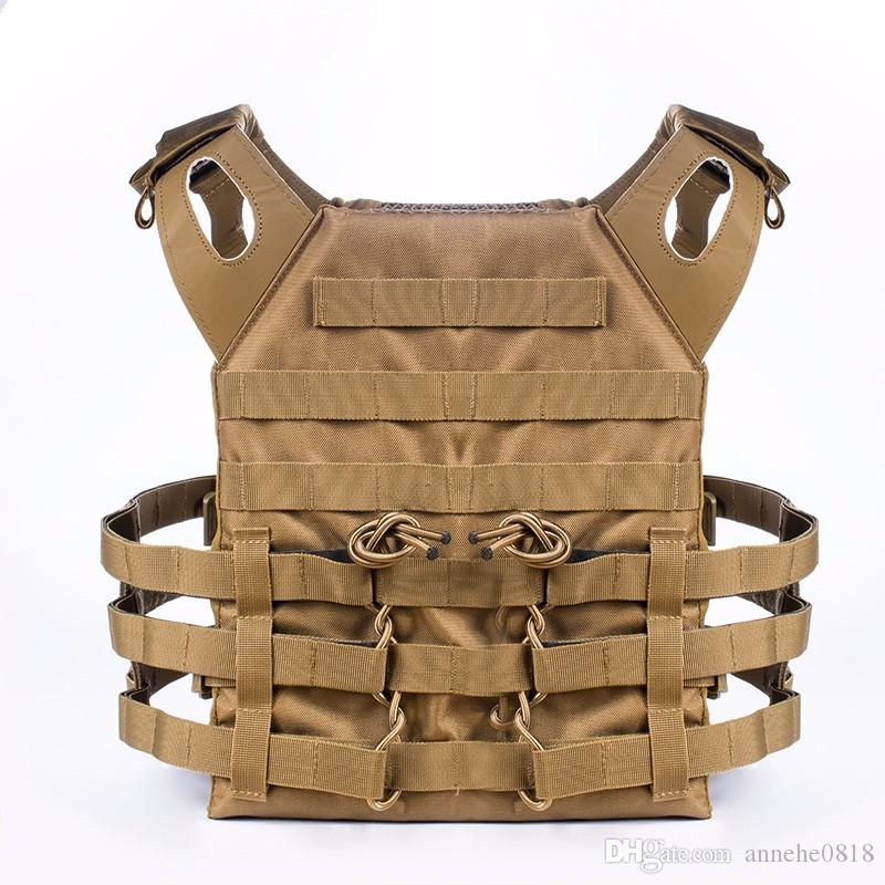 Tactical Plate Carrier Ammo Chest Rig JPC Vest Airsoftsports
